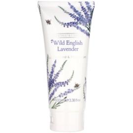 Heathcote & Ivory Wild English Levander luxus krém kézre és körmökre  100 ml