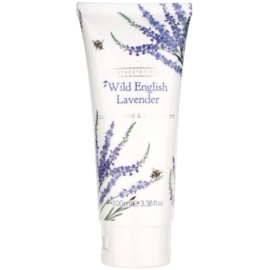 Heathcote & Ivory Wild English Levander luxusní krém na ruce a nehty  100 ml