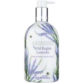 Heathcote & Ivory Wild English Levander krém na ruce s hydratačním účinkem  500 ml