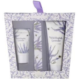 Heathcote & Ivory Wild English Levander Kosmetik-Set  II.