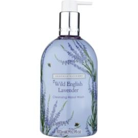 Heathcote & Ivory Wild English Levander čisticí mýdlo na ruce  500 ml