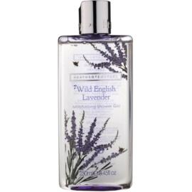 Heathcote & Ivory Wild English Levander tusfürdő gél hidratáló hatással  250 ml