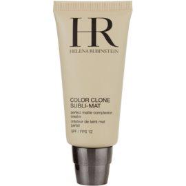Helena Rubinstein Color Clone Subli-Mat maquillaje matificante tono 24 Gold Caramel (SPF 12) 30 ml