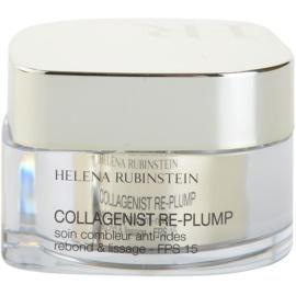 Helena Rubinstein Collagenist Re-Plump denní protivráskový krém pro normální až smíšenou pleť SPF 15  50 ml
