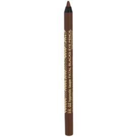 Helena Rubinstein Fatal Blacks vodoodporni svinčnik za oči odtenek 02 Hypnotic Taupe  1,2 g