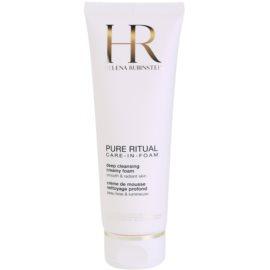 Helena Rubinstein Pure Ritual hloubkově čisticí krémová pěna pro všechny typy pleti  125 ml