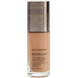 Helena Rubinstein Spectacular Flüssiges Make Up SPF 10 Farbton 23 Biscuit  30 ml
