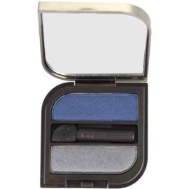 Helena Rubinstein Wanted Eyes Color duo oční stíny odstín 58 Majestic Grey and Feather Blue  2 x 1,3 g
