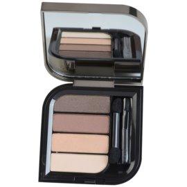 Helena Rubinstein Wanted Eyes Palette fard ochi culoare 01 Mystery Brown  4 x 1,3 g