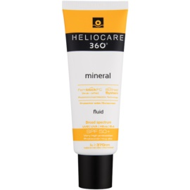 Heliocare 360° Mineral Sunscreen Fluid SPF 50+  50 ml