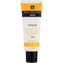 Heliocare 360° Fluide mineralen zonnebrandcrème SPF 50+  50 ml