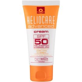 Heliocare Advanced Suntan Cream SPF 50  50 ml