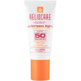 Heliocare Color crema gel con color SPF 50 tono Light  50 ml