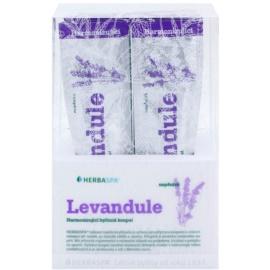 Herbaspa Herbal Care harmonisierendes Bad Rosmarin  10x 30 ml