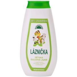 Herbavera Baby olejová lázeň pro děti  400 ml