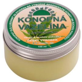 Herbavera Body vaselina de cáñamo con manzanilla  100 ml