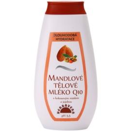Herbavera Body hydratační tělové mléko s mandlovým olejem  400 ml