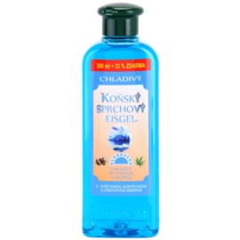 Herbavera Body Wash Care koňský chladivý sprchový gel  400 ml