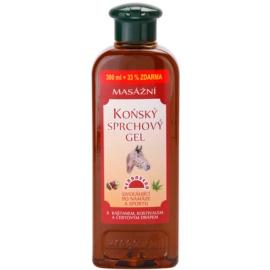 Herbavera Body Wash Care koňský masážní sprchový gel  300 ml