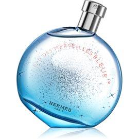 Hermès Eau des Merveilles Bleue eau de toilette per donna 100 ml