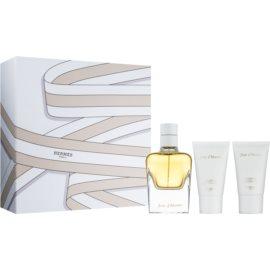 Hermès Jour d´Hermes подарунковий набір VІ  Парфумована вода 85 ml + Крем для тіла 30 ml + гель для душа та ванни 30 ml