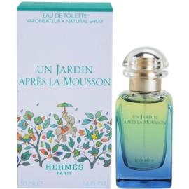 Hermès Un Jardin Aprés la Mousson woda toaletowa unisex 50 ml