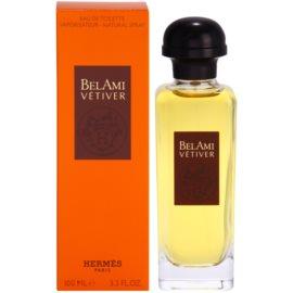 Hermès Bel Ami Vetiver eau de toilette férfiaknak 100 ml