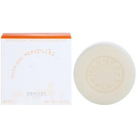 Hermès Eau des Merveilles parfémované mýdlo pro ženy 100 g