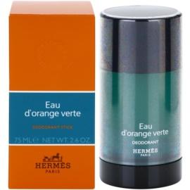 Hermès Eau d'Orange Verte Deo-Stick unisex 75 ml