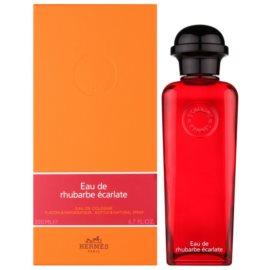 Hermès Eau de Rhubarbe Écarlate kölnivíz unisex 200 ml