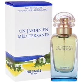 Hermès Un Jardin En Méditerranée toaletní voda unisex 50 ml