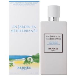 Hermès Un Jardin En Méditerranée tělové mléko unisex 200 ml