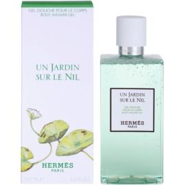 Hermès Un Jardin Sur Le Nil Shower Gel unisex 200 ml