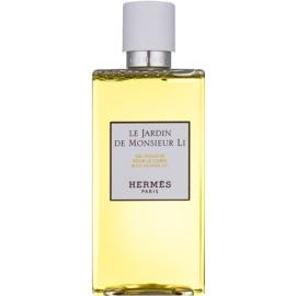 Hermès Le Jardin De Monsieur Li Duschgel unisex 200 ml