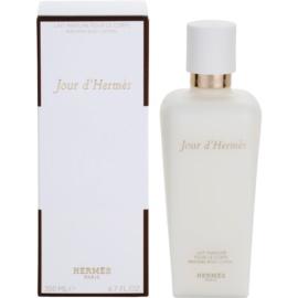 Hermès Jour d´Hermes leche corporal para mujer 200 ml