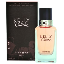 Hermès Kelly Caleche eau de toilette pour femme 50 ml