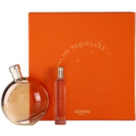 Hermès L'Ambre des Merveilles Gift Set IV.  Eau De Parfum 100 ml + Eau De Parfum 15 ml