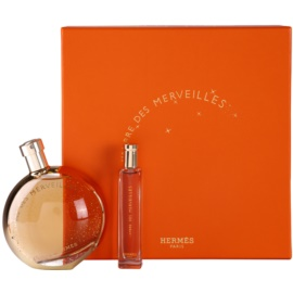Hermès L'Ambre des Merveilles set cadou IV.  Eau de Parfum 100 ml + Eau de Parfum 15 ml