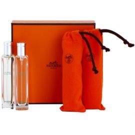 Hermès Mini подарунковий набір ІІ  Туалетна вода 2 x 15 ml + Туалетна вода 2 x 15 ml