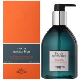 Hermès Eau de Narcisse Bleu Duschgel unisex 300 ml