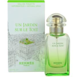 Hermès Un Jardin Sur Le Toit Eau de Toilette unisex 50 ml