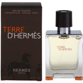 Hermès Terre d'Hermès eau de toilette férfiaknak 50 ml