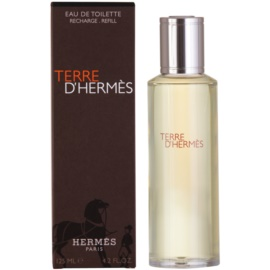 Hermès Terre D'Hermes woda toaletowa dla mężczyzn 125 ml uzupełnienie