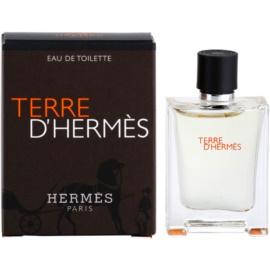 Hermès Terre D'Hermes toaletná voda pre mužov 5 ml