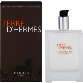Hermès Terre D'Hermes After Shave Balsam für Herren 100 ml
