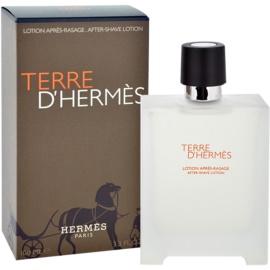 Hermès Terre D'Hermes borotválkozás utáni arcvíz férfiaknak 100 ml