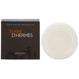 Hermès Terre D'Hermes parfémované mydlo pre mužov 100 g
