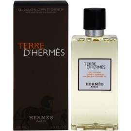 Hermès Terre d'Hermès Shower Gel for Men 200 ml