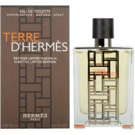 Hermès Terre D'Hermes H Bottle Limited Edition toaletní voda pro muže 100 ml