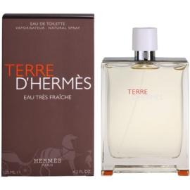 Hermès Terre D'Hermes Eau Tres Fraiche Eau de Toilette para homens 125 ml